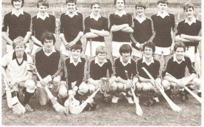 NCW GAA Notes 1982