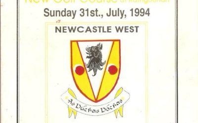 NCW Golf Club – 1994