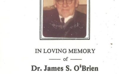 Dr. James O'Brien