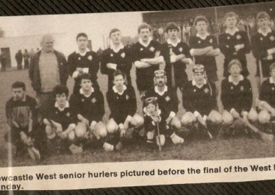 1985 West Final