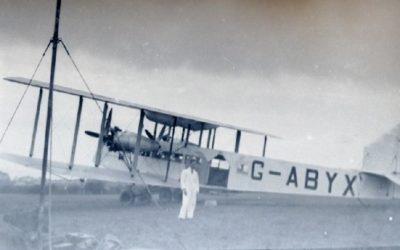 Sir Alan Cobham's Flying Circus