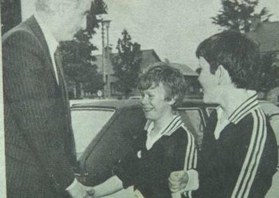 Donie Gleeson & Jimmy Lee
