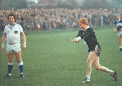 West senior hurling final 1985