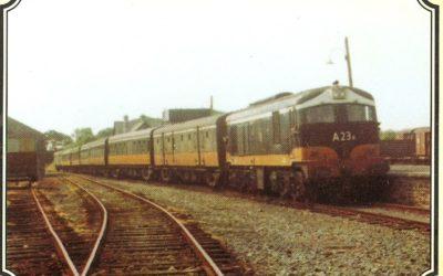 Railway Calendar – 2002