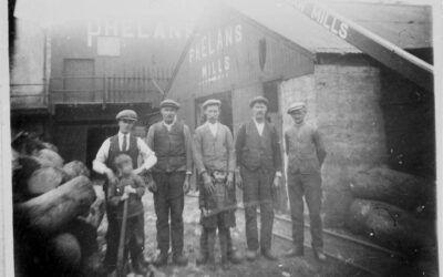 Phelan's Mill & River Arra, South Quay