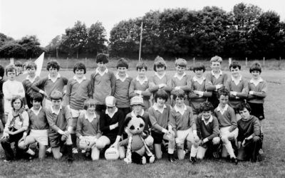 Courtenay School V Abbeyfeale 1978