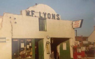 Frankie Lyons' Garage