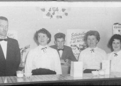 Richard Maguire, Mrs. Harrington, John Maguire, Mrs. Kathleen Maguire, Mrs Maura Lane