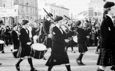 St. Patrick's Day Parade 1978