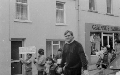 St. Patrick's Day Parade 1979