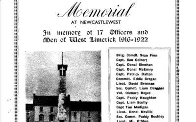 Old IRA Monument 1955