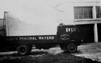 Nash's Mineral Waters