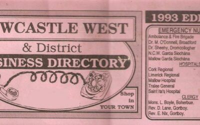 Business Directory 1993