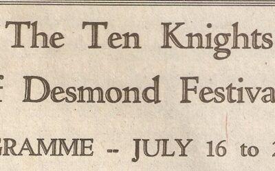 Ten Knights of Desmond Festival 1976 (1)
