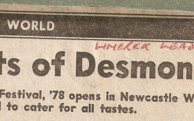 Ten Knights of Desmond Festival 1978 (2)