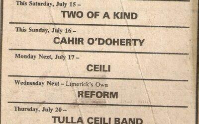 Ten Knights of Desmond Festival 1978 (4)