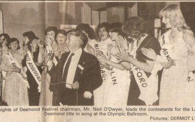 Ten Knights of Desmond Festival 1981 (1)