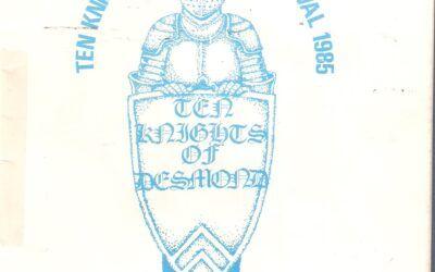 Ten Knights of Desmond Festival 1985 (3)