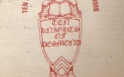Ten Knights of Desmond Festival 1986 (2)